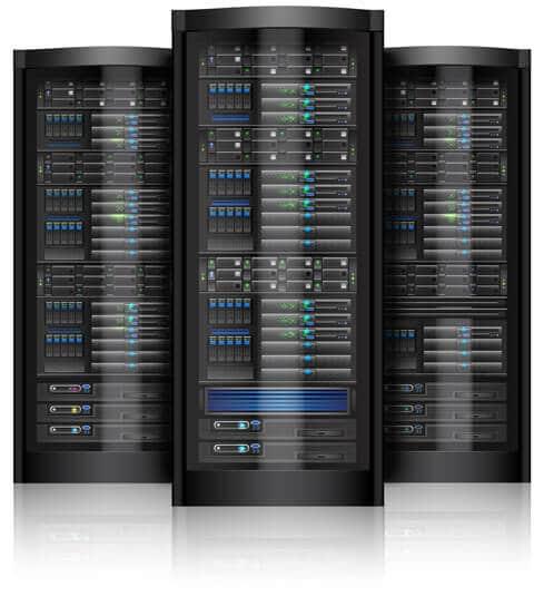 Cloud Hosting Solutions Server